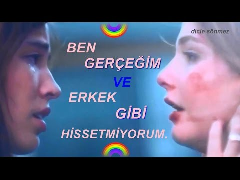 Hayley Kiyoko - Girls Like Girls (Türkçe Çeviri)