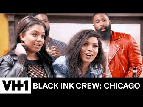 Charmaine & Cobra Duke It Out At 9 Mag | Black Ink Crew: Chicago