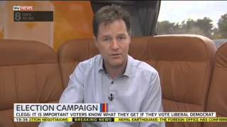Nick Clegg: Lib Dems Will Not Enter Govt Supported By SNP Or UKIP