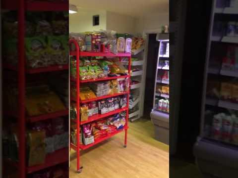 Sweden Monsters Super market
