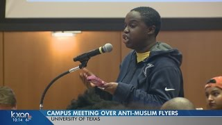 UT town hall on campus climate reveals student anger