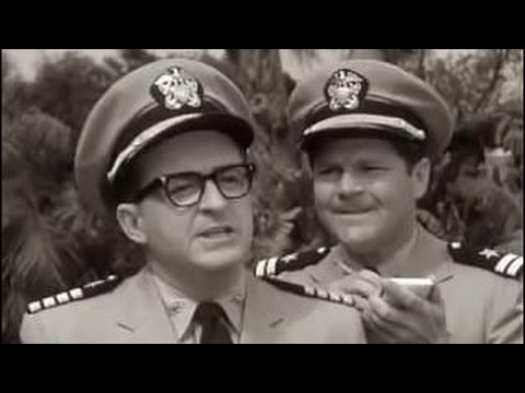 McHale's Navy S03E07 Will the Alligator Take the Stand?