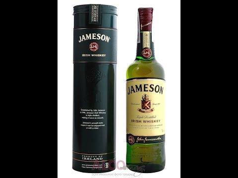 Виски обзор JAMESON