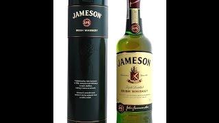 видео Виски «Jameson» (Джемесон): купить, цены
