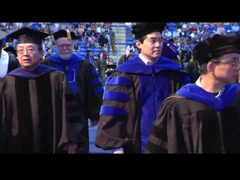 May Commencement - Science