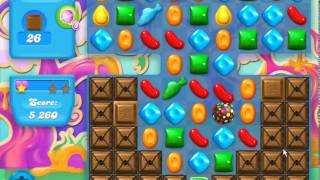 Candy Crush Soda Saga level 85 (3 star, No boosters)