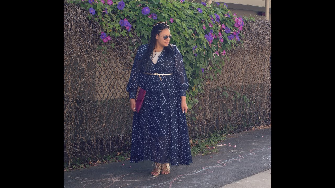 How to Find Modest Maxi Dresses on eBay - YouTube