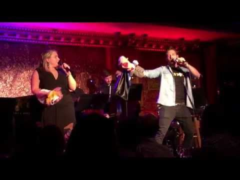 All I Ask of You w Puppets  Megan Kane & Ben Rappaport  Phantom of the Opera