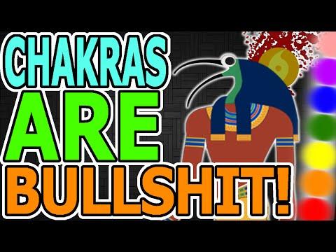 Chakras are Bullshit Because Energy!! (Disprove, Discredit