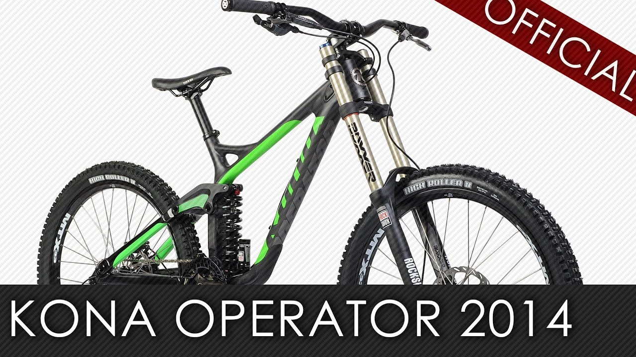 715fa68559a Kona Operator 2014 Full Carbon - Test Drive [HD] by toptreadleTV