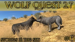 Turning Away Potential Mates 🐺 Wolf Quest 2.7 - Stories in the Sky || Episode #6