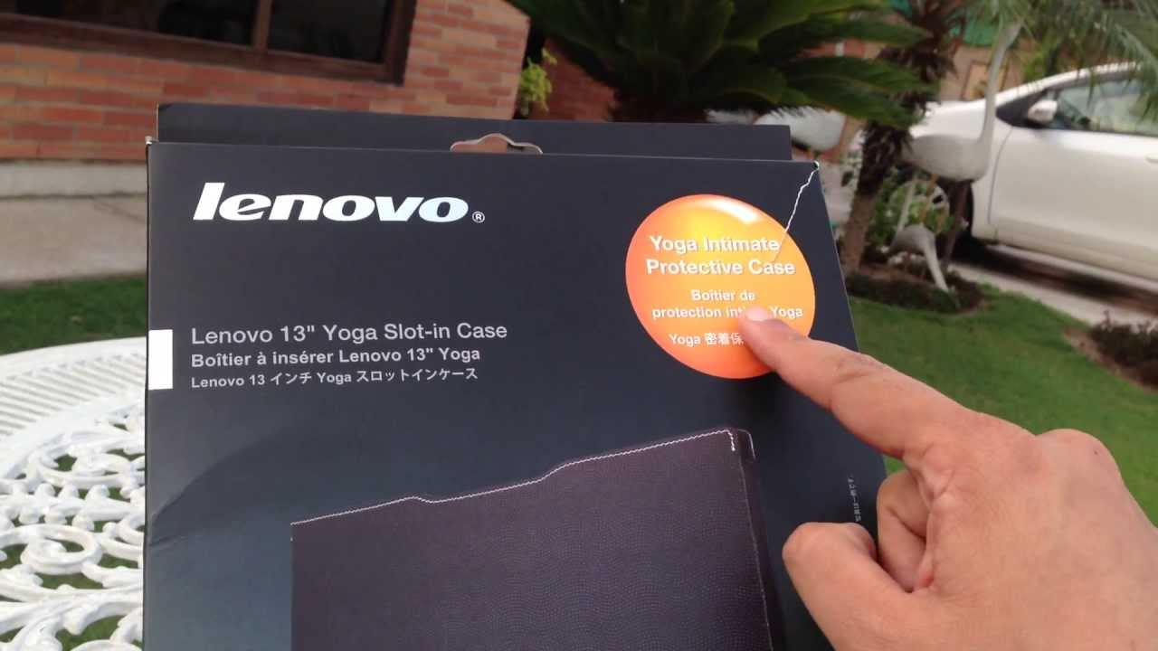 best website 94086 051c0 Unboxing Slot in case for lenovo yoga 13 in urdu