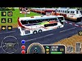 Mobile Bus Simulator 2018 - First Bus Transporter - Bus Driving | Android GamePlay #2