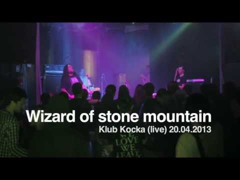 WIZARD OF STONE MOUNTAIN - Most high (live) thumbnail