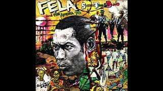 Fela Kuti - Sorrow Tears and Blood (Edit) (Official Audio)