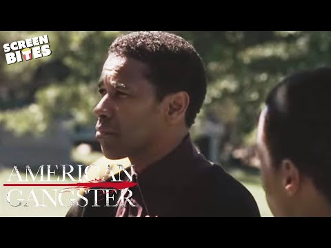 "American Gangster: ""I want to be you Uncle Frank"" (ft. Denzel Washington; Chiwetel Ejiofor)"