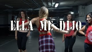 Ella Me Dijo / Cristian Alos, Vigone / ZUMBA
