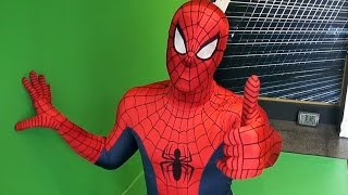 Spider-Man Meet and Greet at Universal Orlando Islands of Adventure, Marvel Super Hero