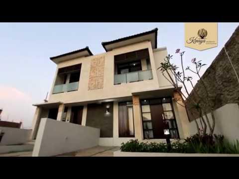 Intip Rumah dan Interior Kinaya Residence  -  Cluster Prabayaksa Type 90