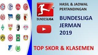 Download Video Hasil Liga Jerman & Klasemen terkini 31 Maret 2019 | Bundesliga German MP3 3GP MP4