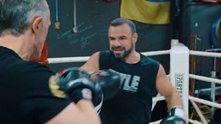 Остапенко Игорь - боксер Белых Воротничков