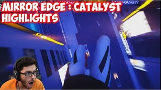 BHAAG RE BHAAG!  Carryminati Mirror Edge Highlights