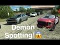 Prototype Hunting! 2018 Dodge Demon, 2018 Nissan Titan XD, 2018/2019 Jeep Wrangler Spotted!