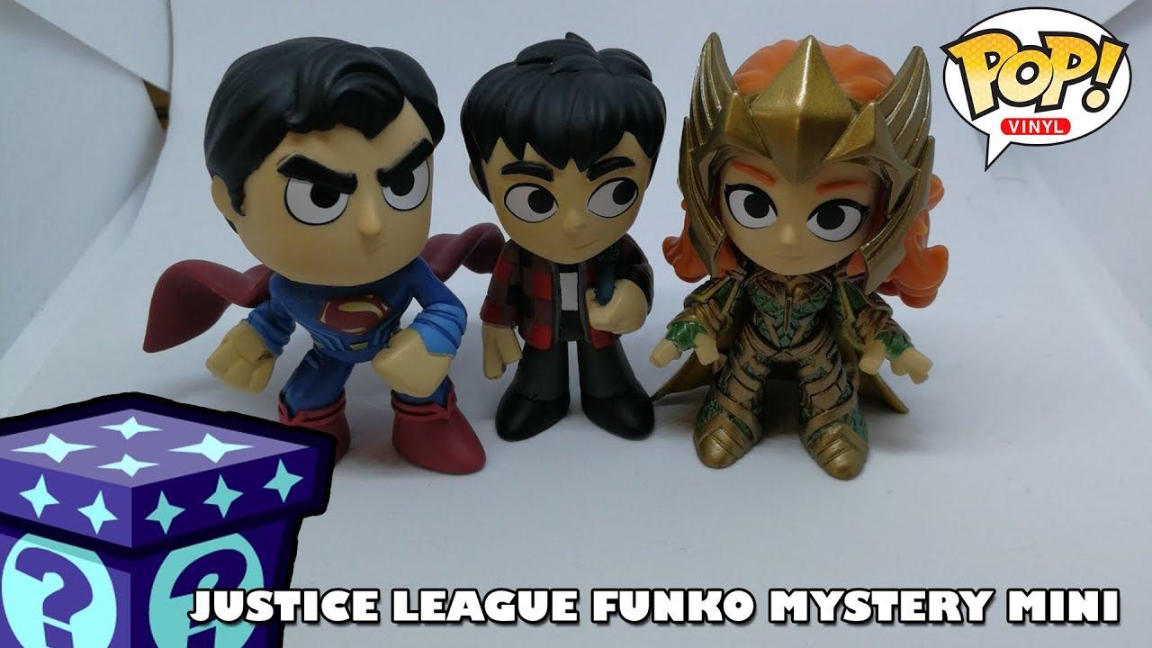 9340264e310 DC s Justice League Funko Mystery Minis