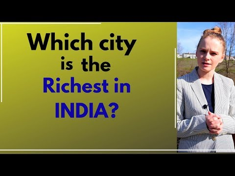 Unbelievable: Indian Cities Among The World's Richest Cities? | Karolina Goswami