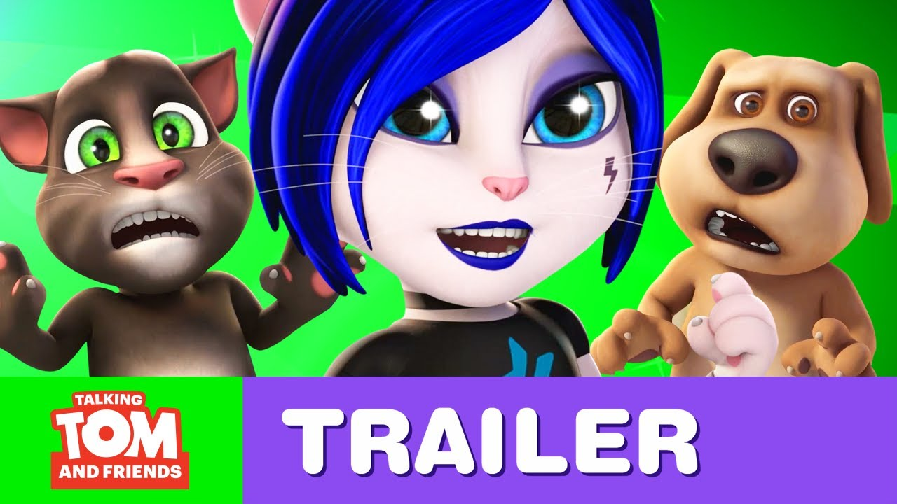 Talking Tom And Friends Season 2 Trailer Youtube