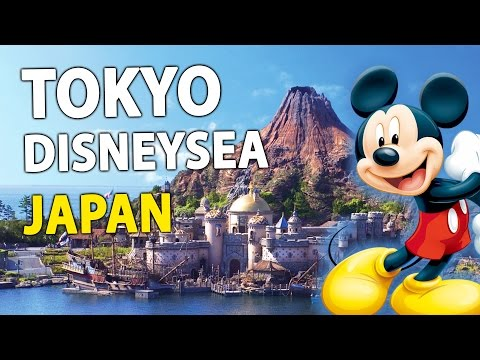 Tokyo DisneySea in Japan (Watch this before you go!)