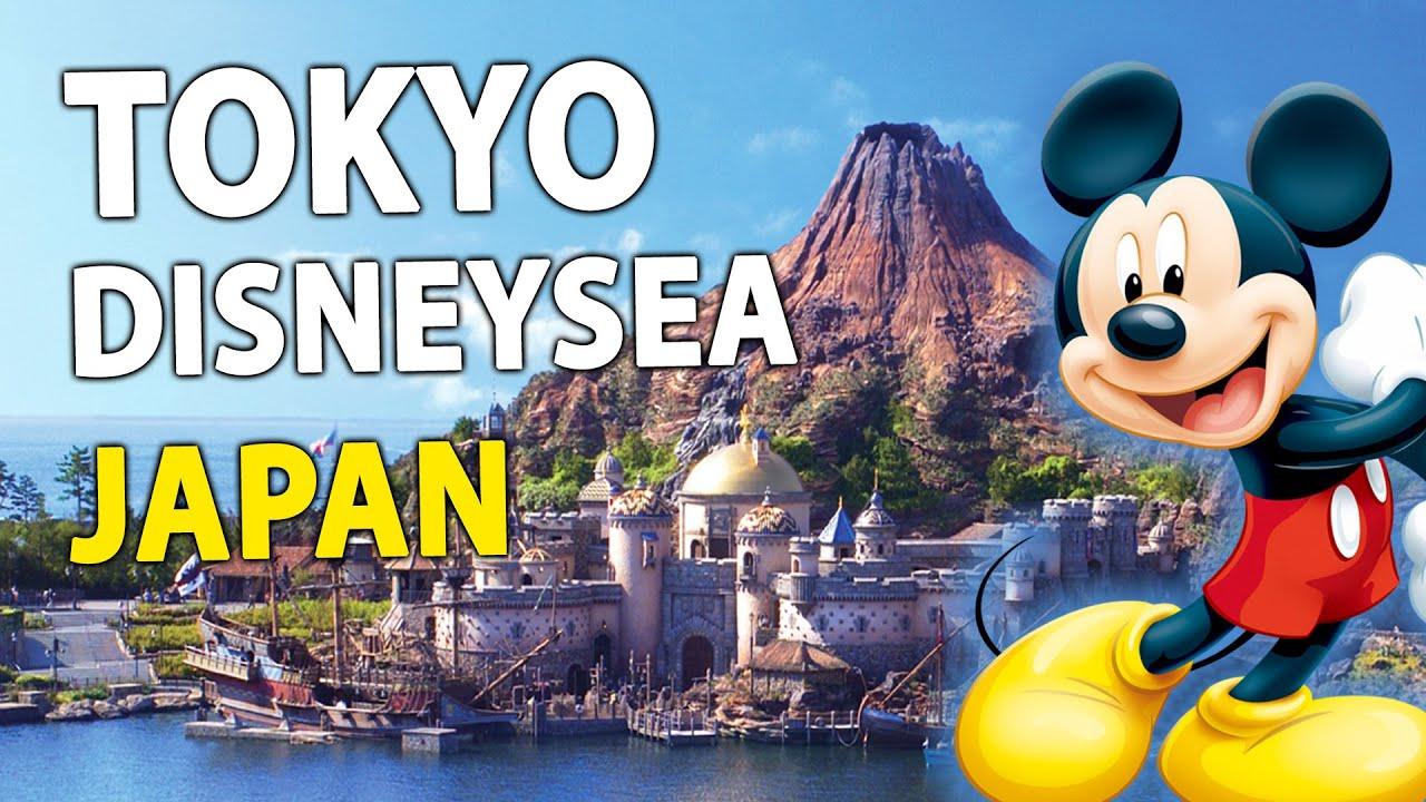 Tokyo DisneySea In Japan Watch This Before You Go YouTube