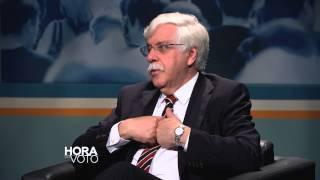 Hora do Voto (Roberto Romano e Rui Tavares Maluf) - 01/09/2014