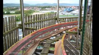Ocean Beach Amusement Park, Rhyl.