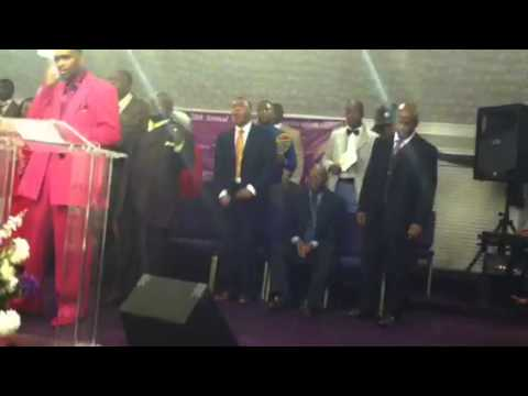 Solid Rock 28th Holy Convocation 2013 Praise Break - YouTube