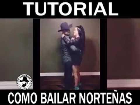 Tutorial Como Bailar Norteñas!!