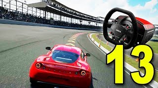 USING THE NEW WHEEL! - Forza 7 Career Mode (Part 13)