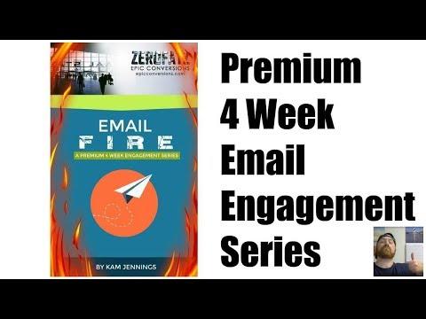 Email Fire Review Bonus - Premium 4 Week Email Engagement Series. http://bit.ly/2ZvaiiA