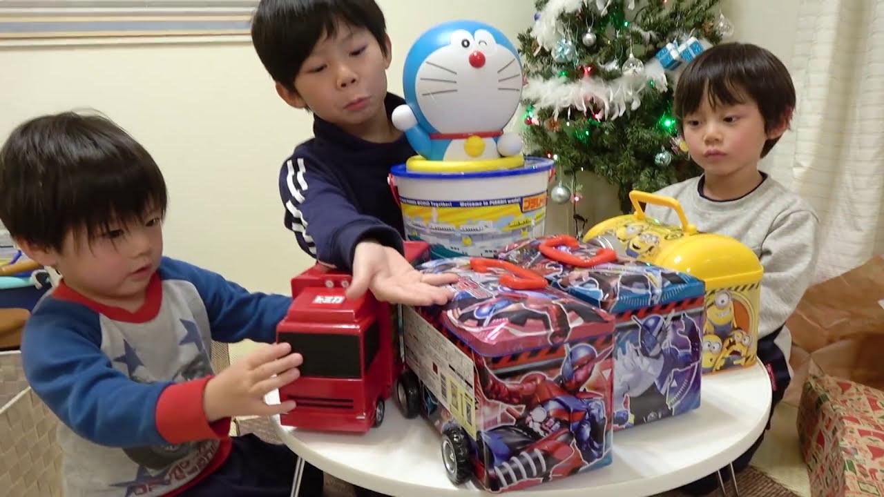 クリスマス プレゼント せい チャンネル かほ