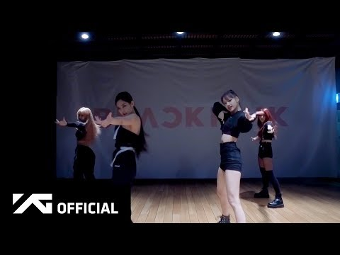 BLACKPINK - 'Kill This Love' DANCE PRACTICE VIDEO (MOVING VER )
