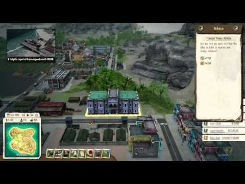 Tropico 5 - Quick Disaster Recovery... Ep 15 |