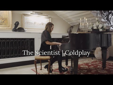 The Scientist   Coldplay   Piano Cover