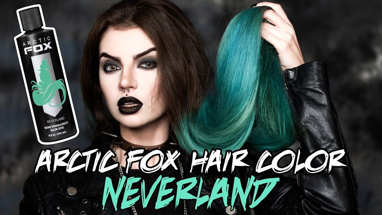 arctic fox hair color neverland