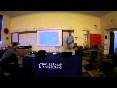 Stephan C - Camera Gimbal Parent's Night Presentation (Main Project)