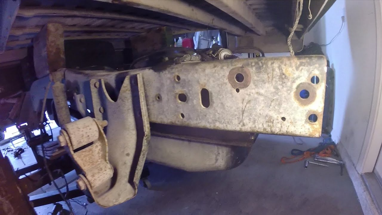 K5 Blazer gas tank installed into an 84 K10 and the update for 7 5 14