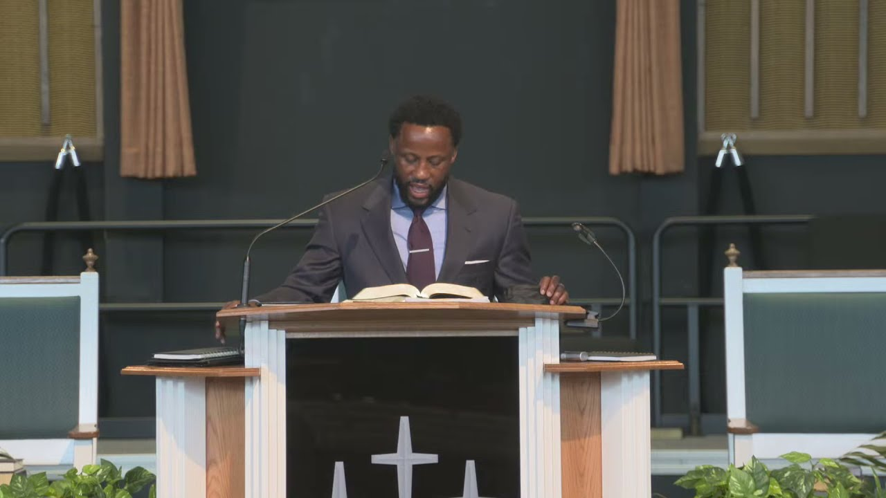 Worshipping the True and Living God by Reverend Bennie B. Ford