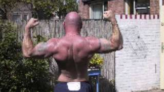bodybuilder 45 years old
