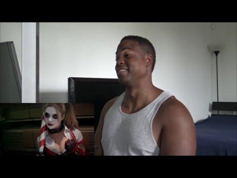 JOKER & HARLEY QUINN vs DEADPOOL & DOMINO REACTION!!!