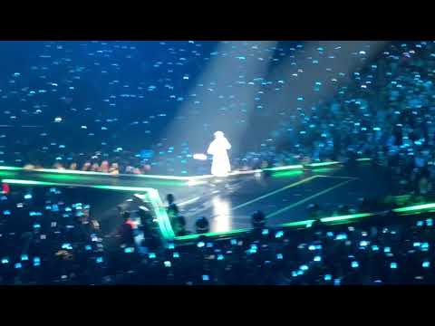 180908 RM - Trivia 承: Love (BTS WORLD TOUR LOVE YOURSELF - Staples Center)