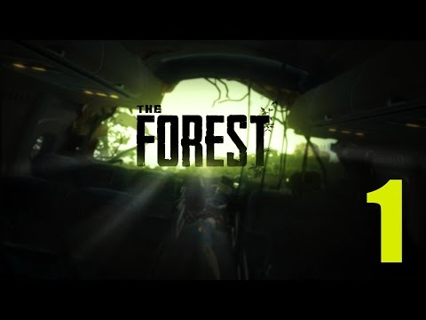 The Forest - Alpine Tree House 1080p @60FPS!!